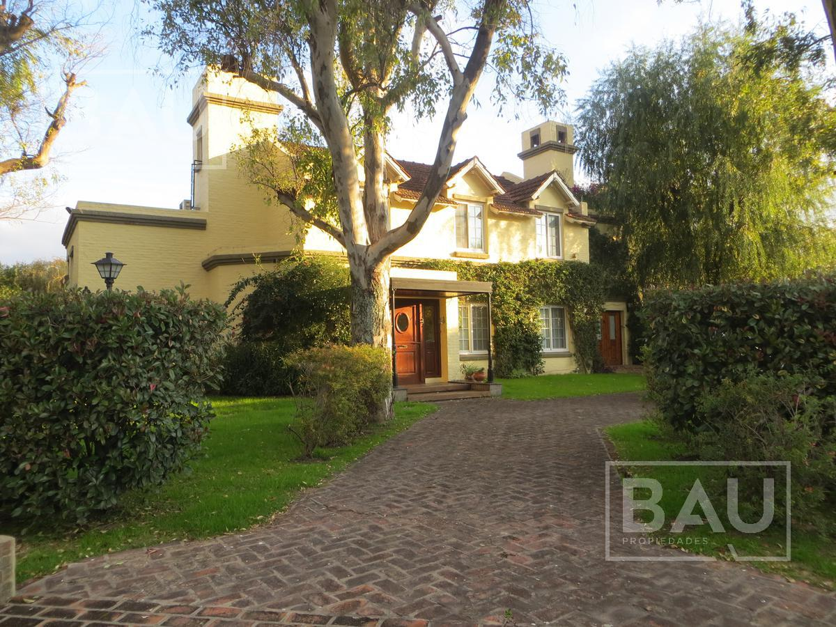Foto Casa en Venta en  San Diego C.C,  Countries/B.Cerrado (Moreno)  Propiedad Estilo Campo en excelente ubicación