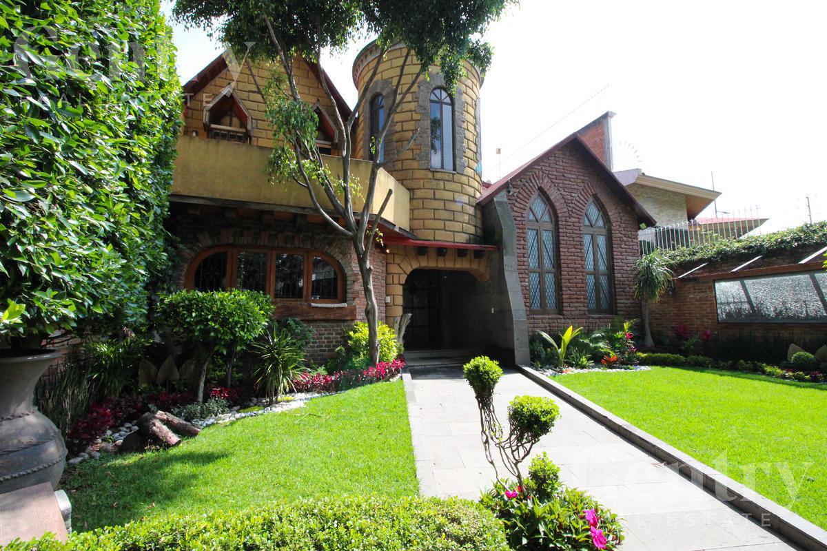 Foto Casa en Renta en  Jardines en la Montaña,  Tlalpan  PRECIOSA CASA EN RENTA AMUEBLADA EN JARDINES EN LA MONTAÑA