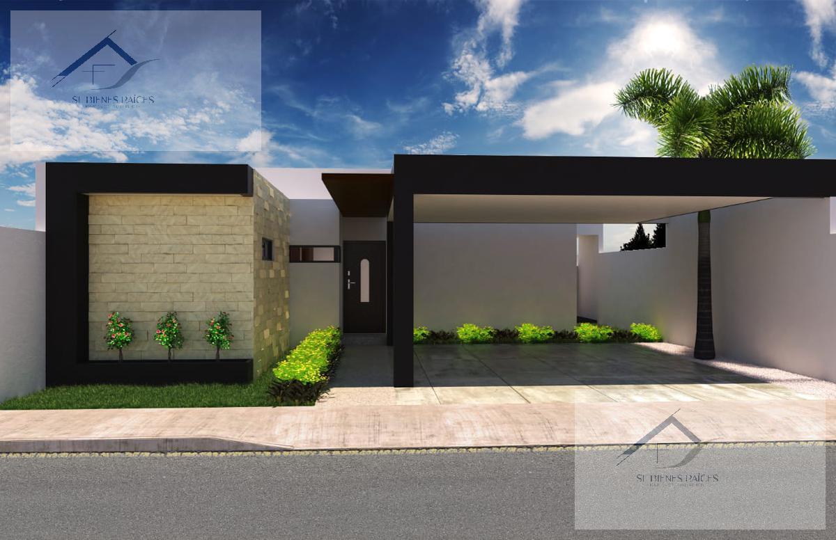Foto Casa en Venta en  Pueblo Dzitya,  Mérida  Casa en venta Sak Nah lomas de dzitya 3 recamaras de una planta.