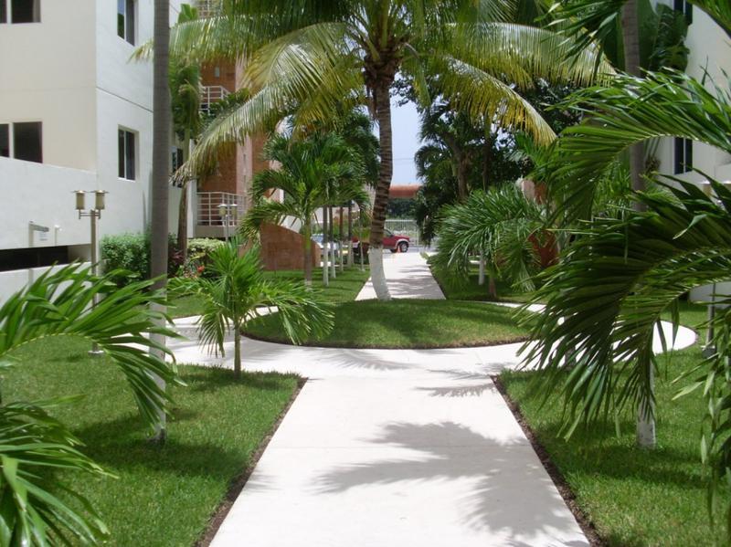 Foto Departamento en Renta en  Supermanzana 17,  Cancún  CONDOMINIO PALMA DEL MAR