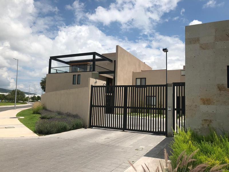 Foto Departamento en Renta en  El Refugio,  Cadereyta de Montes  DEPARTAMENTO DE LUJO EN RENTA EL REFUGIO