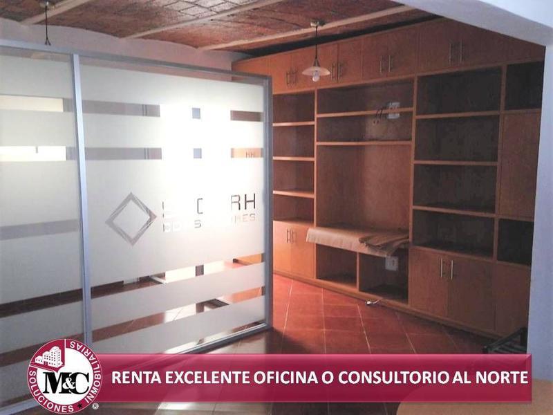 Foto Oficina en Renta en  San José del Arenal,  Aguascalientes  MC RENTA EXCELENTE OFICINA O CONSULTORIO AL NORTE EN SAN JOSE DEL ARENAL