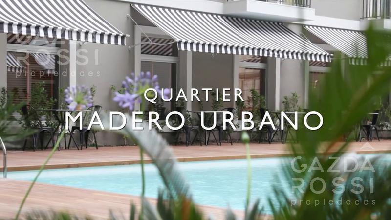 Foto Departamento en Venta en  Puerto Madero,  Centro  Quartier Madero Urbano
