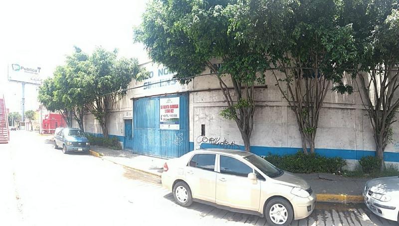 Foto Bodega Industrial en Renta en  Benito Juárez (Tequex.),  Tlalnepantla de Baz  Periférico Norte Tlalnepantla Bodega En Renta