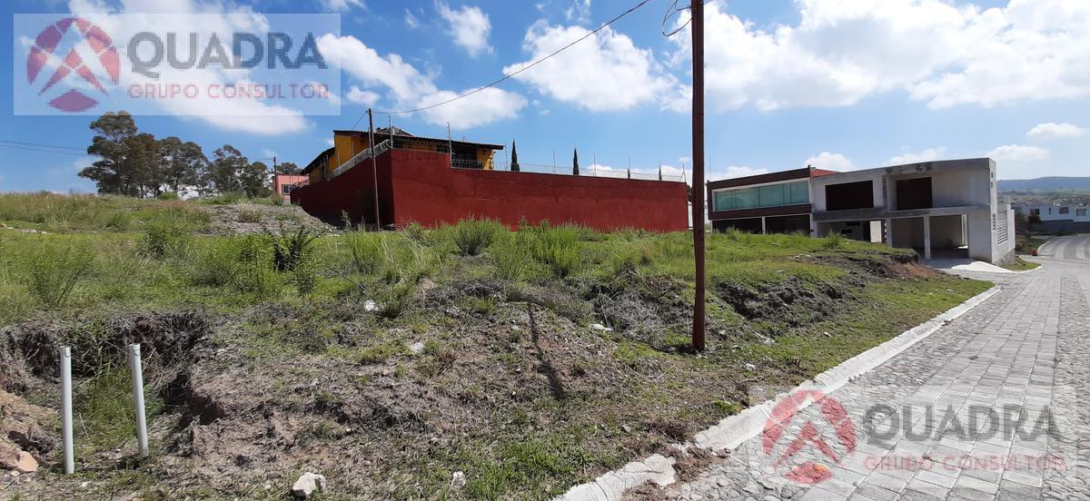 Foto Terreno en Venta en  Conjunto habitacional Campestre Haras,  Amozoc  Terreno en Venta en Cabals Haras del Bosque Puebla