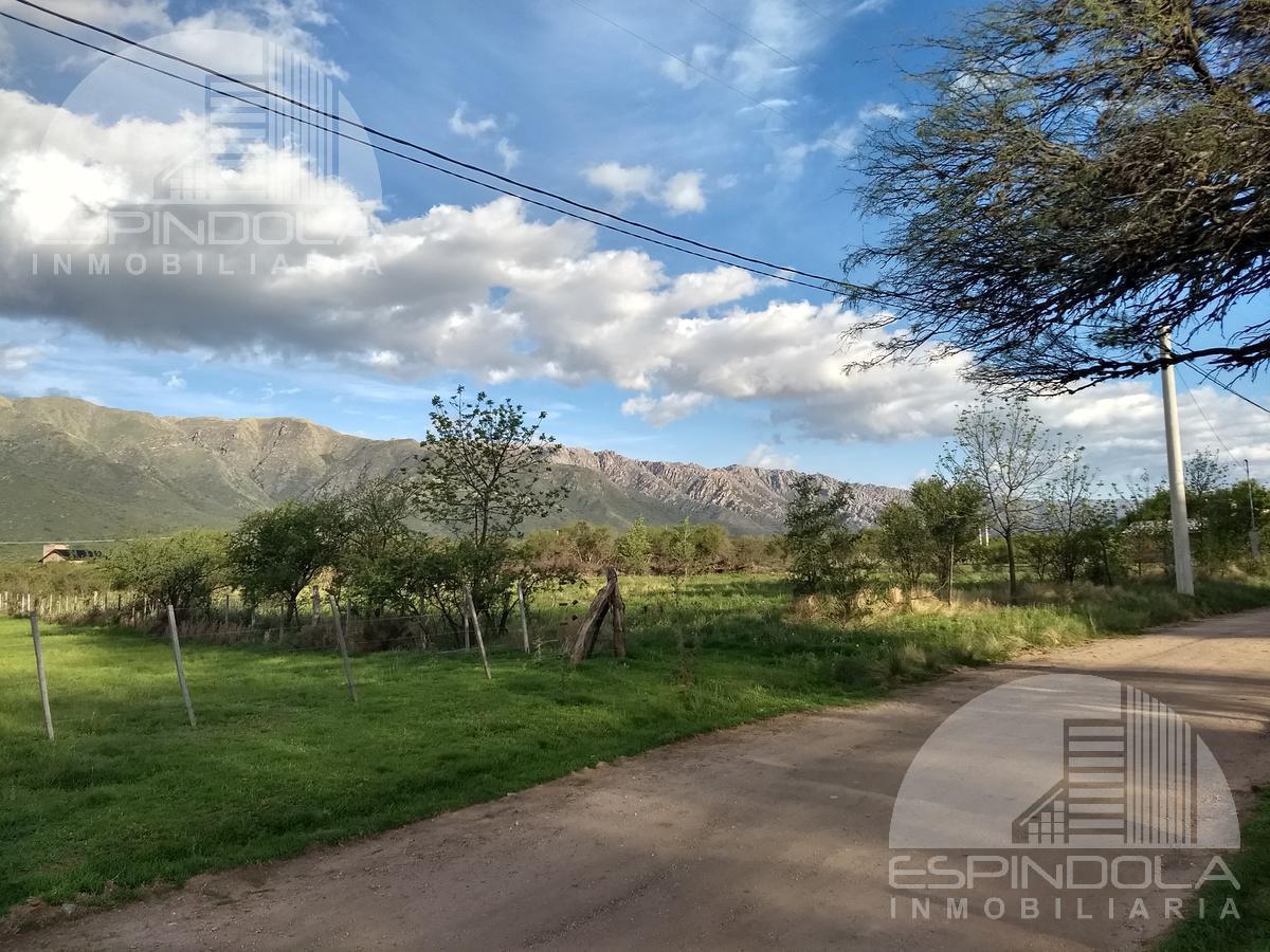 Foto Terreno en Venta en  Cortaderas,  Chacabuco  Cortaderas - B° El Justino