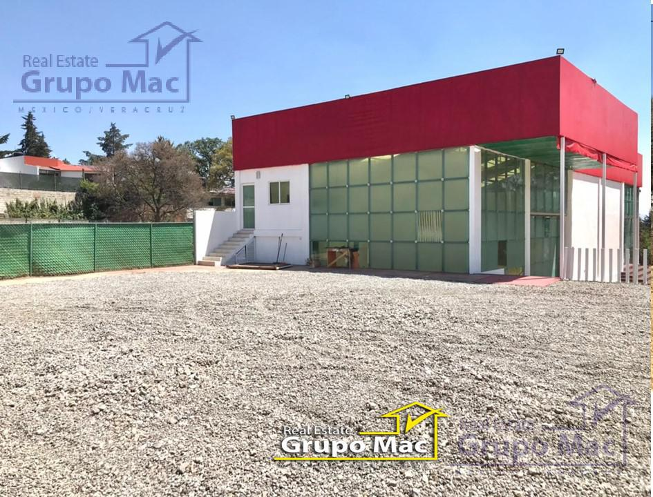 Foto Nave Industrial en Renta en  Espíritu Santo,  Jilotzingo  Nave Industrial en Renta en Espiritu Santo Jilotzingo