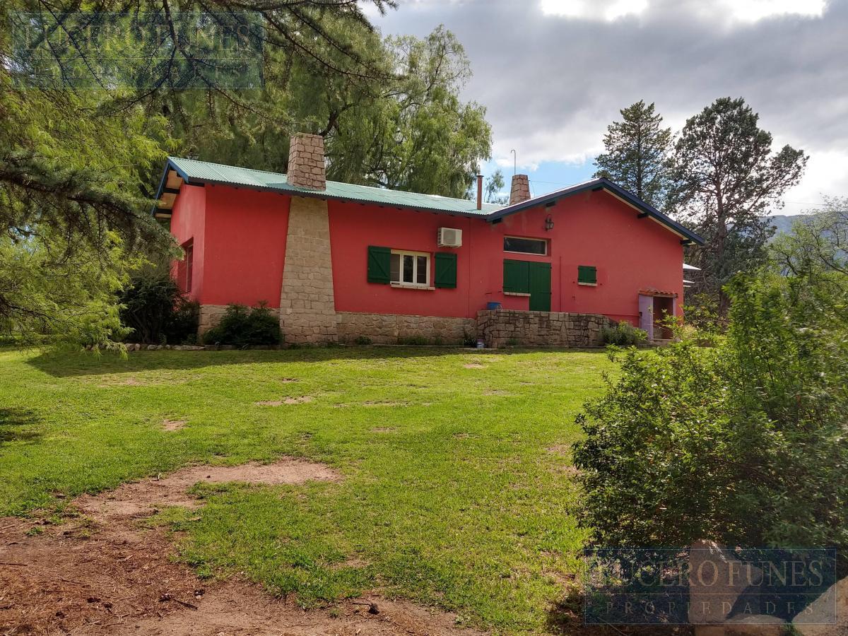 Foto Casa en Venta en  San Huberto,  San Alberto  Camino al Huaico s/n Las Calles, Las Calles, Córdoba
