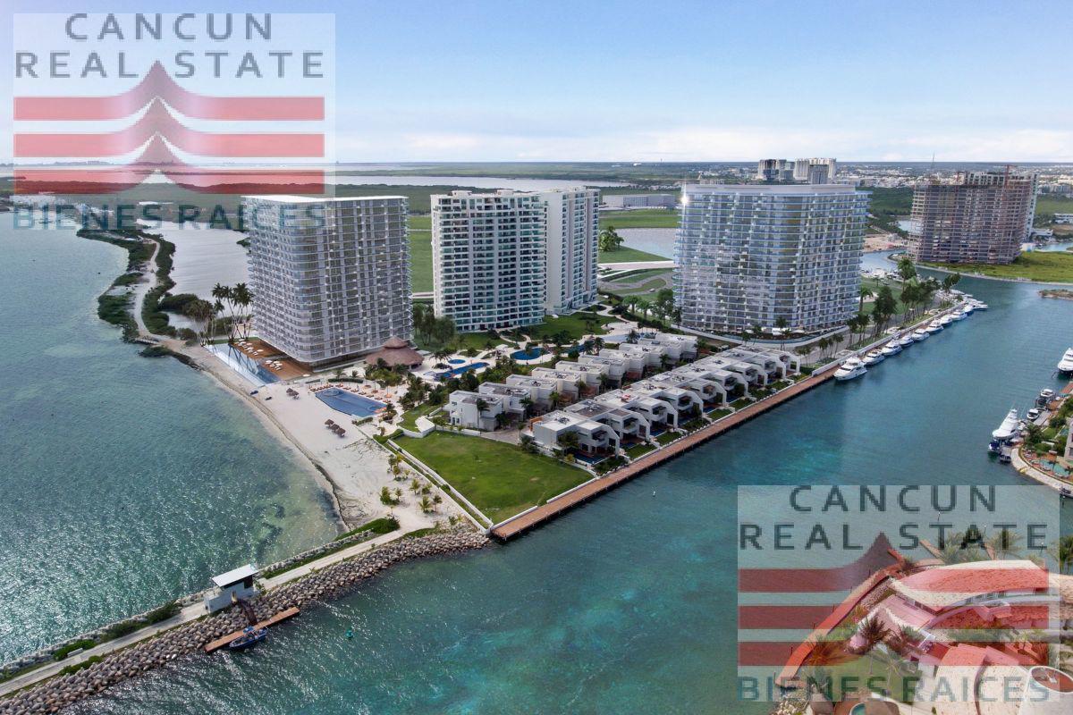 Foto Departamento en Venta en  Puerto Cancún,  Cancún  Departamento venta Puerto Cancun