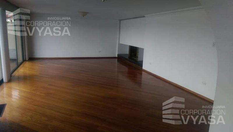 Foto Departamento en Alquiler en  Quito Tenis,  Quito  Quito Tenis, Departamento Duplex 500 m2 de Alquiler