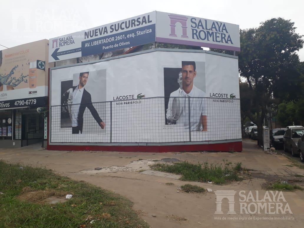 Foto Local en Alquiler en  Olivos,  Vicente Lopez  Av Libertador Esq. Villate