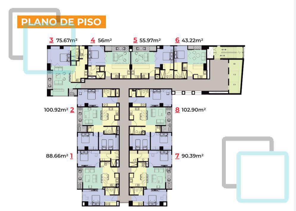 Foto Departamento en Venta en  Centro,  Monterrey  DEPARTAMENTOS EN VENTA CENTRO DE MONTERREY NUEVO LEON