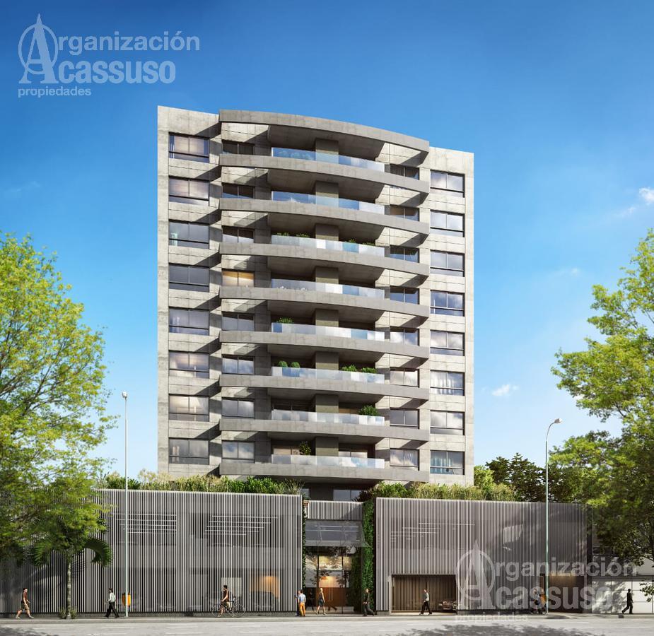 Foto Departamento en Venta |  en  San Isidro ,  G.B.A. Zona Norte  Departamento en Venta 3 ambientes. Finalización Noviembre 2021