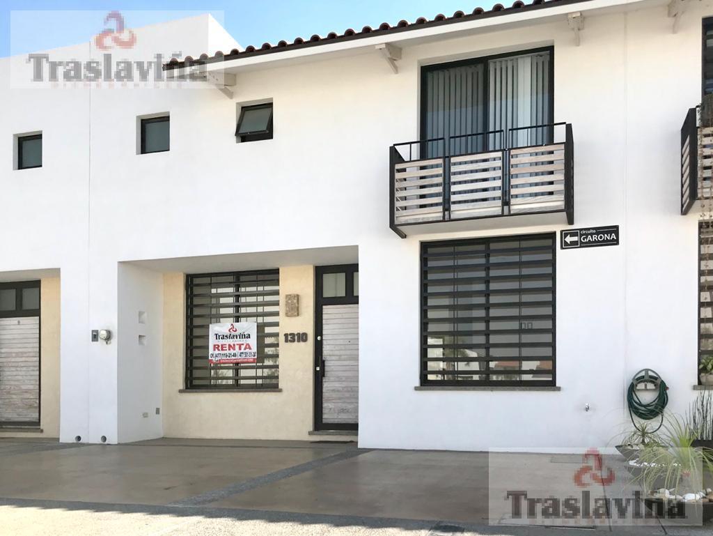 Foto Casa en Renta en  Fraccionamiento Hacienda San Miguel,  León  Garona  1310
