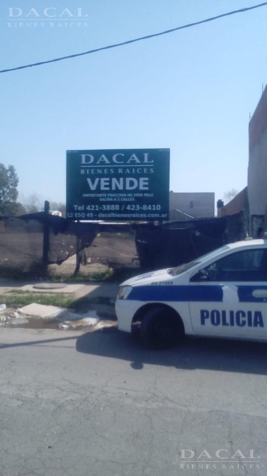 Terreno en Venta, 96 E/ 116 BIS Y 117 - La Plata - Buenos Aires