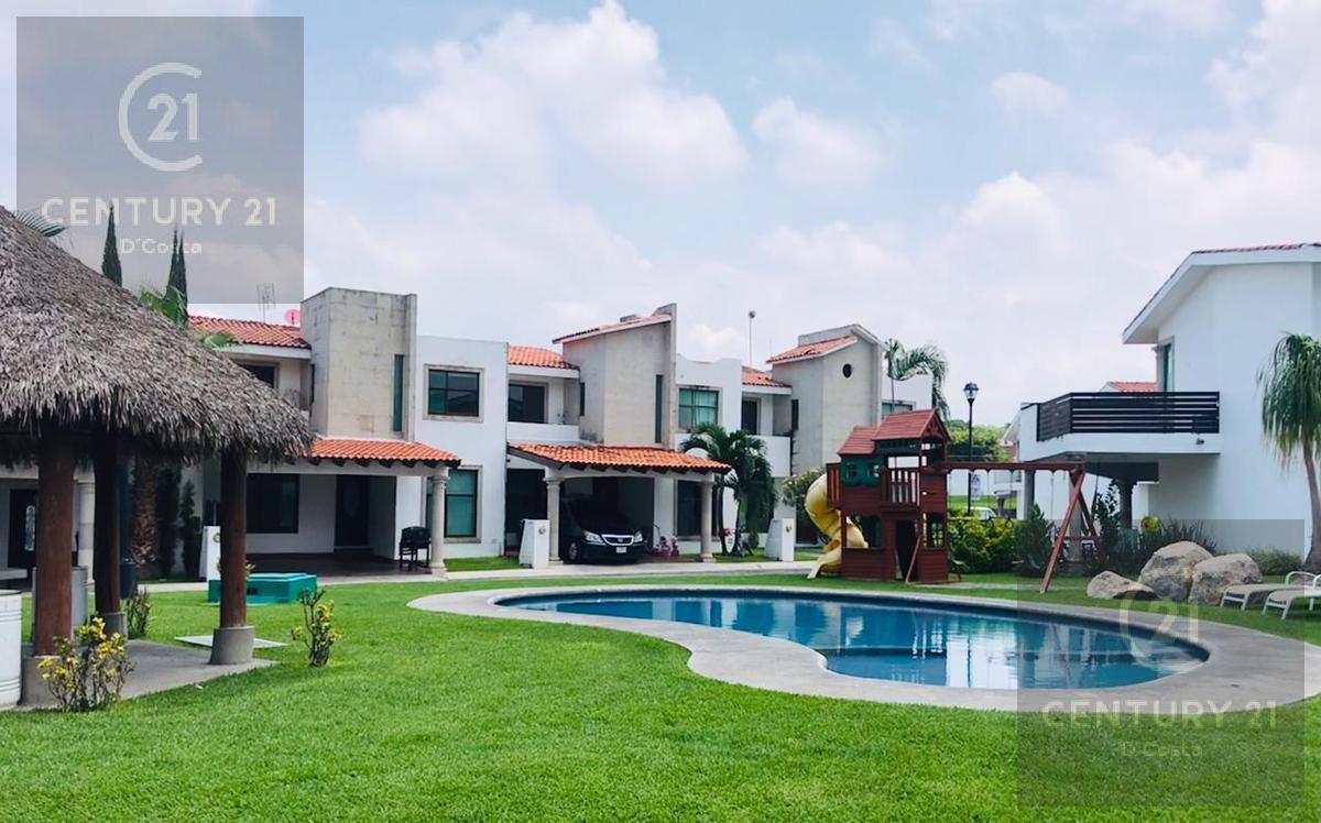 Foto Casa en condominio en Venta en  Centro Jiutepec,  Jiutepec  Condominio Centro Jiutepec