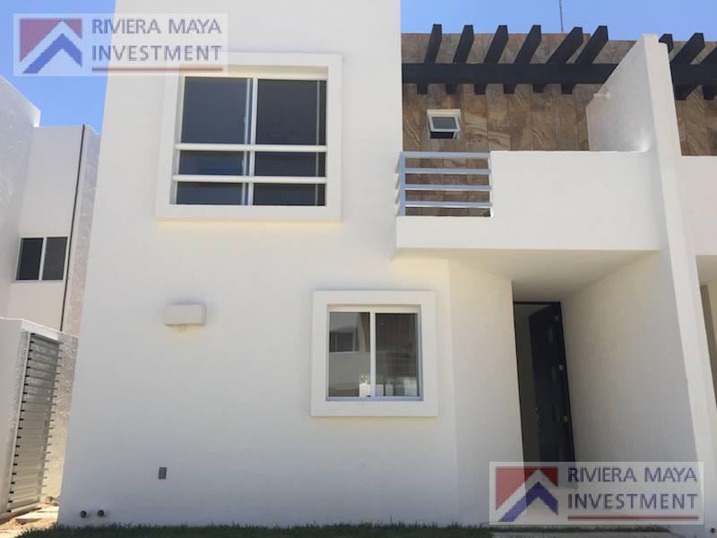 Foto Casa en Renta en  Playa del Carmen,  Solidaridad  Casa en renta en La Joya.