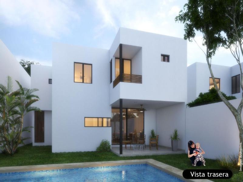 Foto Casa en Venta en  Pueblo Dzitya,  Mérida  CASAS DE TRES RECAMARAS EN VENTA EN DZITYA