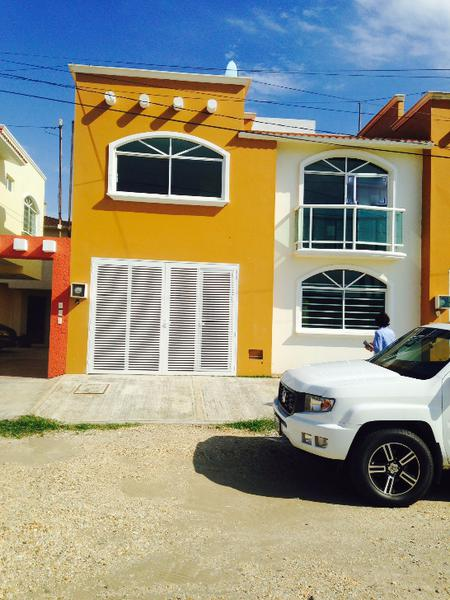 Foto Casa en Renta en  Puerto México,  Coatzacoalcos  Bonita Casa en Renta, John Spark, Puerto Mexico