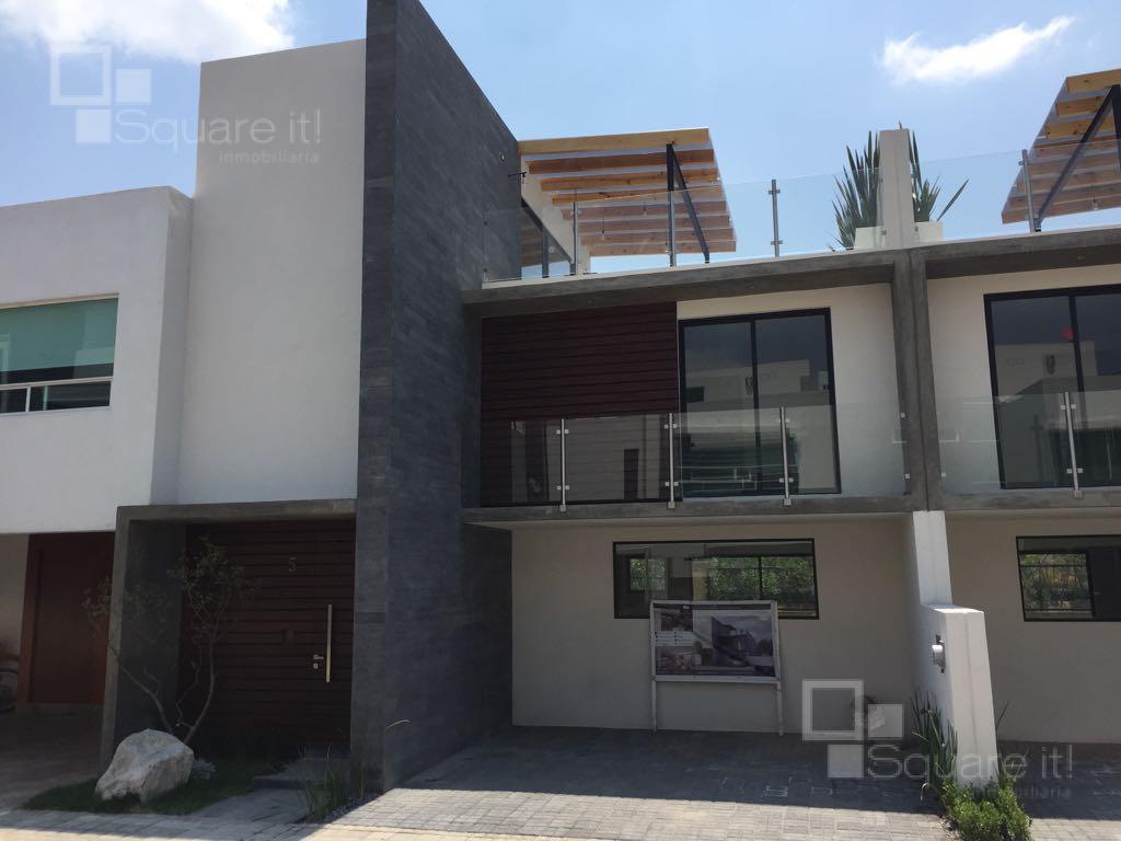 Foto Casa en Venta en  Fraccionamiento Lomas de  Angelópolis,  San Andrés Cholula  Casa en Venta, Parque Lima, cerca a Sonata, Lomas de Angelópolis II