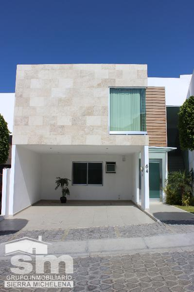 Foto Casa en Renta en  San Andrés Cholula ,  Puebla  Casa en venta cluster 222 en Lomas de Angelopolis