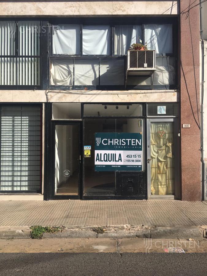 Foto Local en Alquiler en  Centro,  Santa Fe  Crespo al 2600