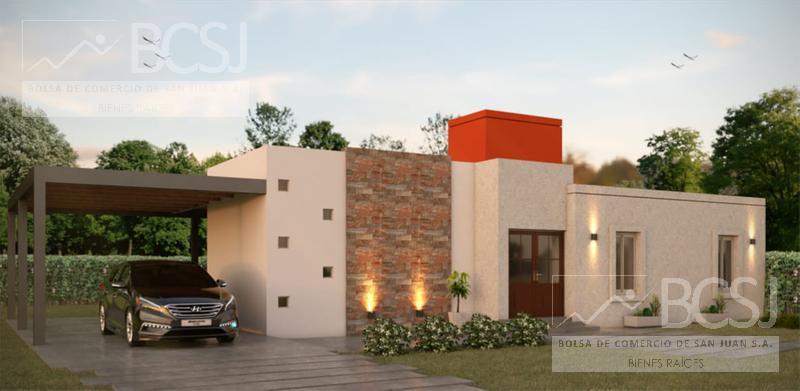 Foto Casa en Venta en  Albardon ,  San Juan  Villa Tahue, lote #4