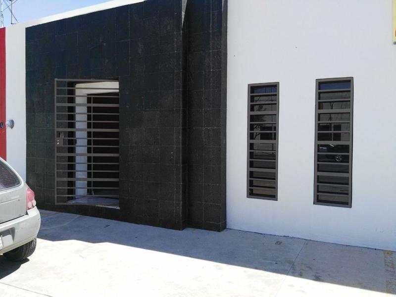 Foto Oficina en Renta en  San Felipe,  Chihuahua  Oficinas Renta Av. De las Américas $ 28,000 + IVA Albmar ECA1