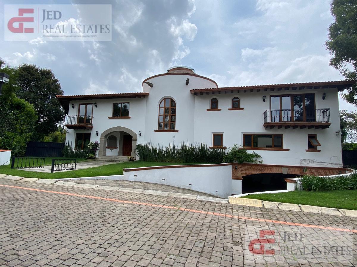Foto Casa en Renta en  Club de Golf los Encinos,  Lerma  Sauces