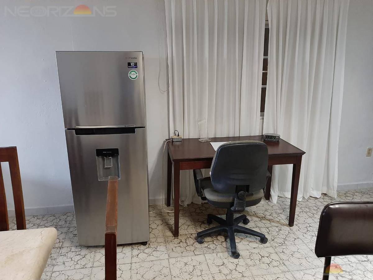 Foto Departamento en Renta en  Tampico Centro,  Tampico  Renta de Loft amueblado en planta baja Zona Centro de Tampico