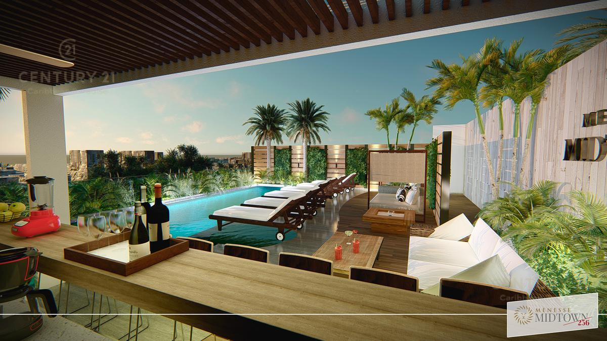 Playa del Carmen Centro Apartment for Sale scene image 20