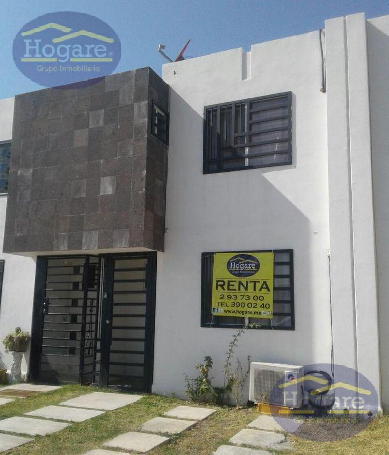 Casa en Renta Renta de 3 Recámaras y dentro de la Privada Hacienda Viñedos en León, Gto.