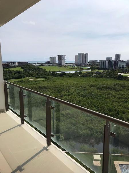 Foto Departamento en Venta en  Puerto Cancún,  Cancún  Departamento en Venta en Be Towers Cancún