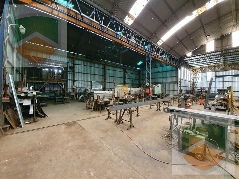 Foto Galpón en Venta en  Alvear,  Rosario  Parque Industrial Alvear