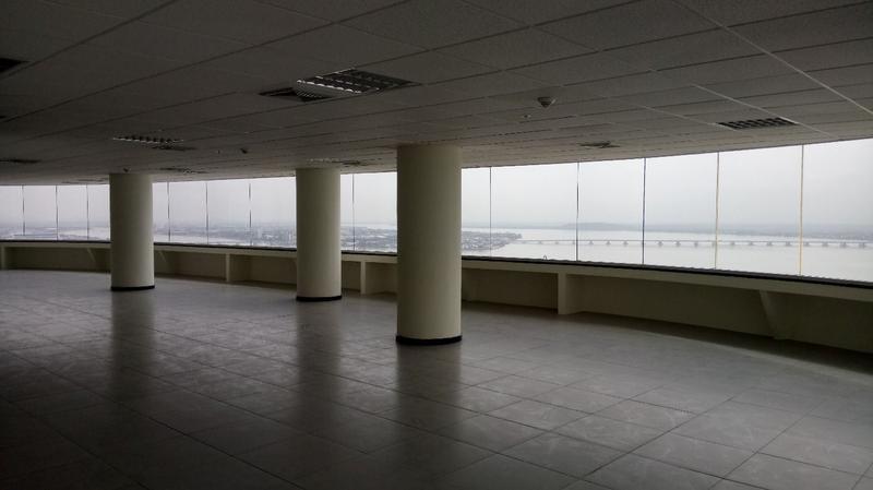 Foto Oficina en Alquiler en  Malecon 2000,  Guayaquil      ALQUILER DE COMODA OFICINA CON VISTA AL RIO THE POINT