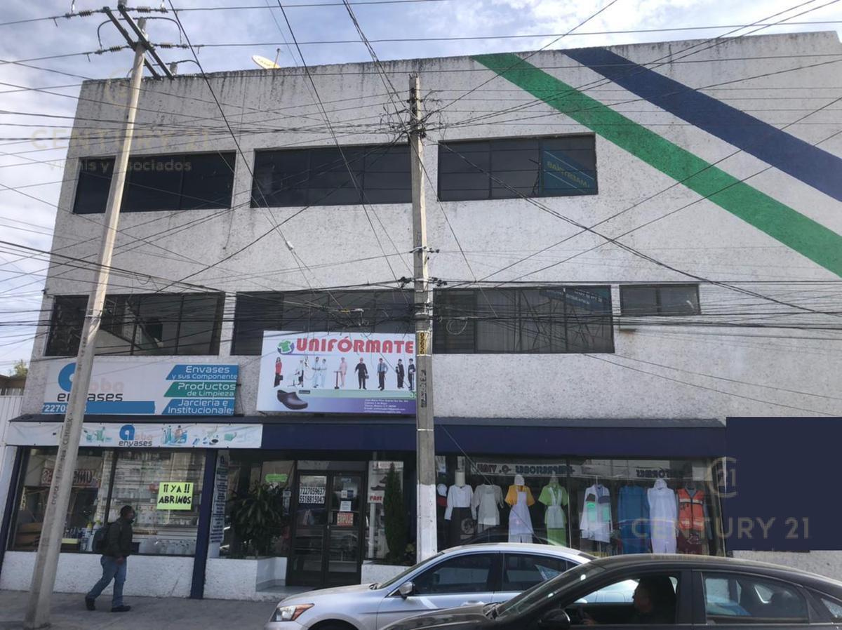 Foto Edificio Comercial en Renta en  5 de Mayo,  Toluca  EDIFICIO EN RENTA EN COLONIA 5 DE MAYO