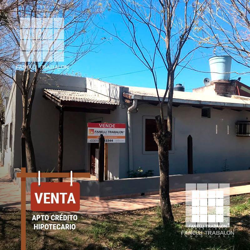 Foto Casa en Venta en  San Martin,  Presidencia Roque Saenz Peña  8 esquina 39