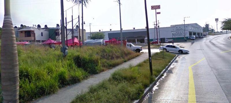 Foto Terreno en Renta en  Tancol,  Tampico  TR-164 RENTA DE TERRENO EN AV. RIBERA DE CHAMPAYAN
