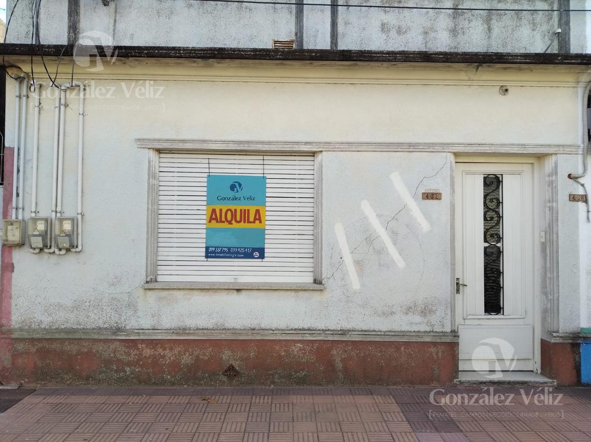 Foto Casa en Alquiler en  Carmelo ,  Colonia  18 DE JULIO ENTRE MORTALENA Y SARANDI