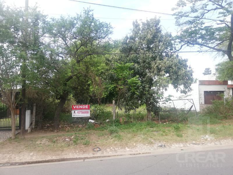 Foto Terreno en Venta |  en  Villa Belgrano,  Cordoba  Jose Luis Gay Lussac 5438