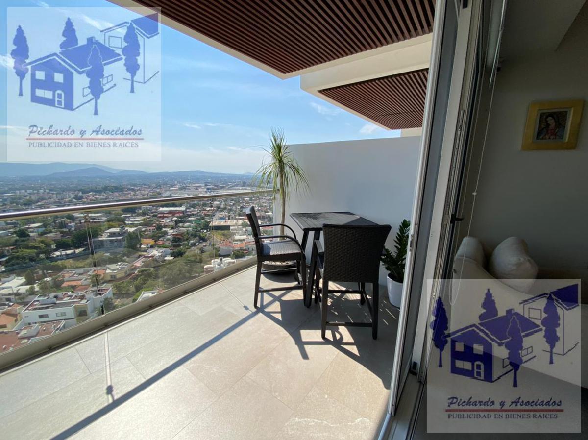 Foto Departamento en Venta | Renta en  Fraccionamiento Villas del Lago,  Cuernavaca  Averanda