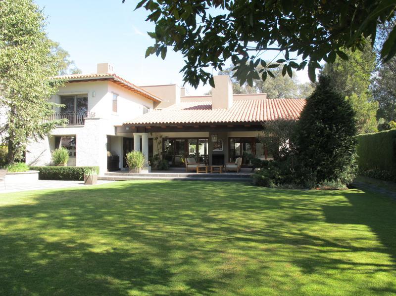 Foto Casa en Venta en  Lerma ,  Edo. de México  CLUB DE GOLF LOS ENCINOS