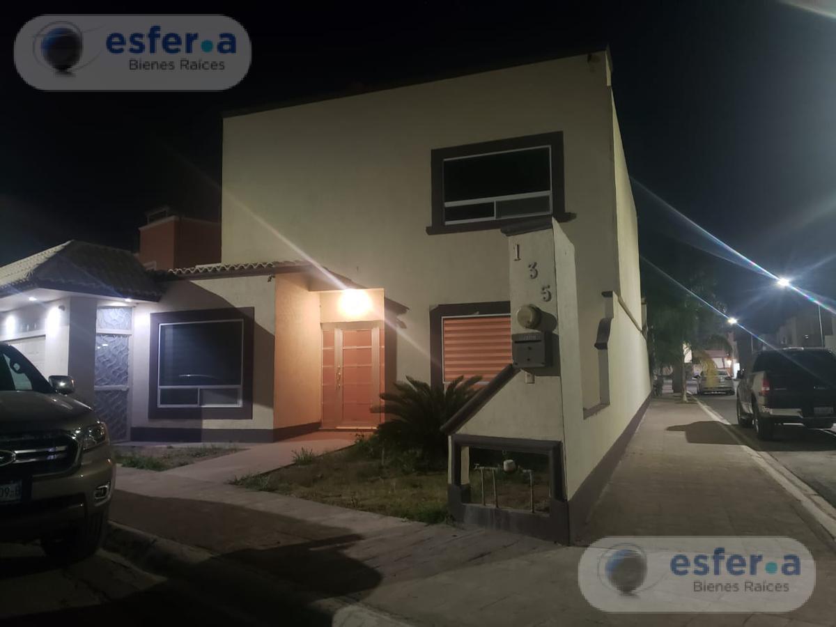 Foto Casa en Renta en  Fraccionamiento Los Viñedos,  Torreón  Hermosa casa en Renta en Viñedos