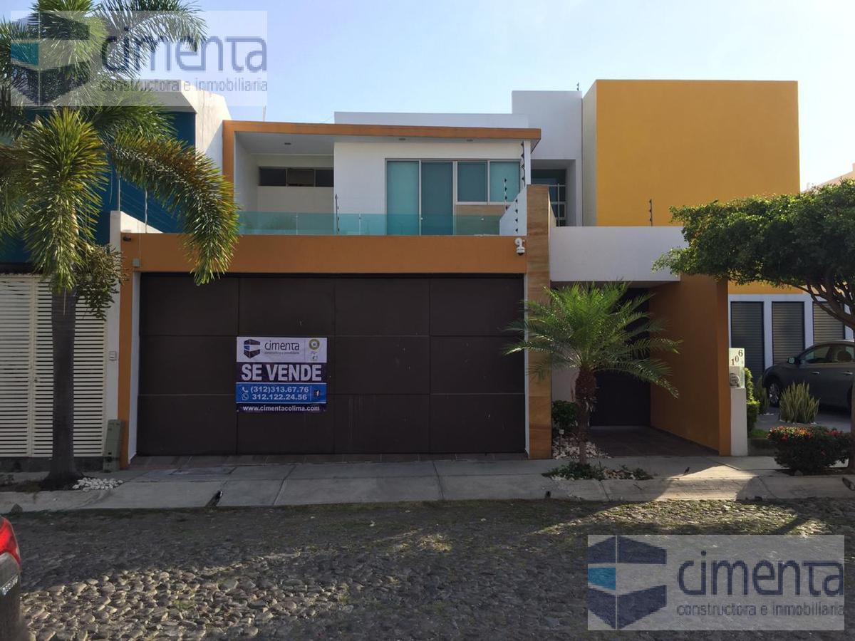 Foto Casa en Venta en  Residencial Esmeralda Norte,  Colima  Ónix 108