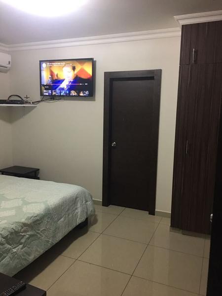 Foto Departamento en Alquiler en  Norte de Guayaquil,  Guayaquil  ALQUILO HERMOSO DEPARTAMENTO AMOBLADO POR EL HILTON COLON