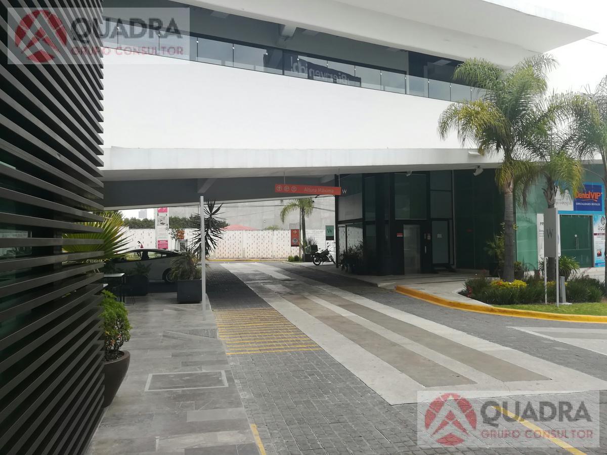 Foto Oficina en Renta en  San Martinito,  San Andrés Cholula  Oficina en Renta en Plaza W Boulevard Atlixcayotl Angelopolis San Andres Cholula Puebla