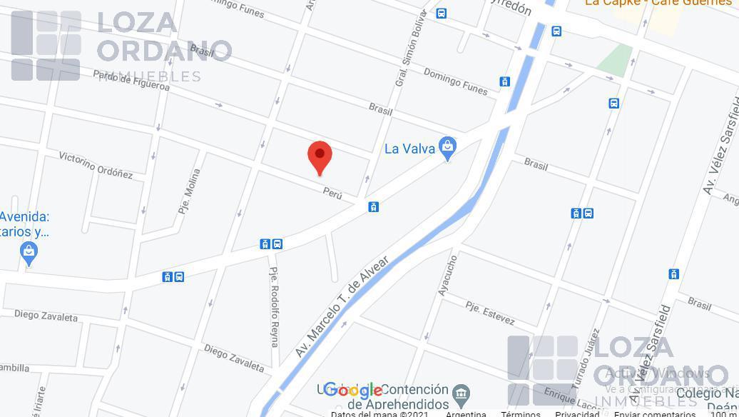 Foto Terreno en Venta en  Guemes,  Cordoba Capital  PERU 548