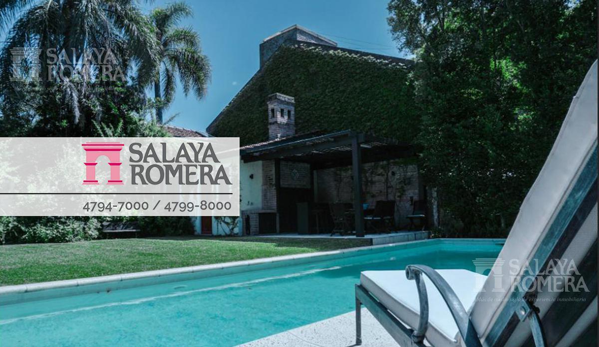 Foto Casa en Venta en  La Lucila,  Vicente Lopez  Wineberg al 2900