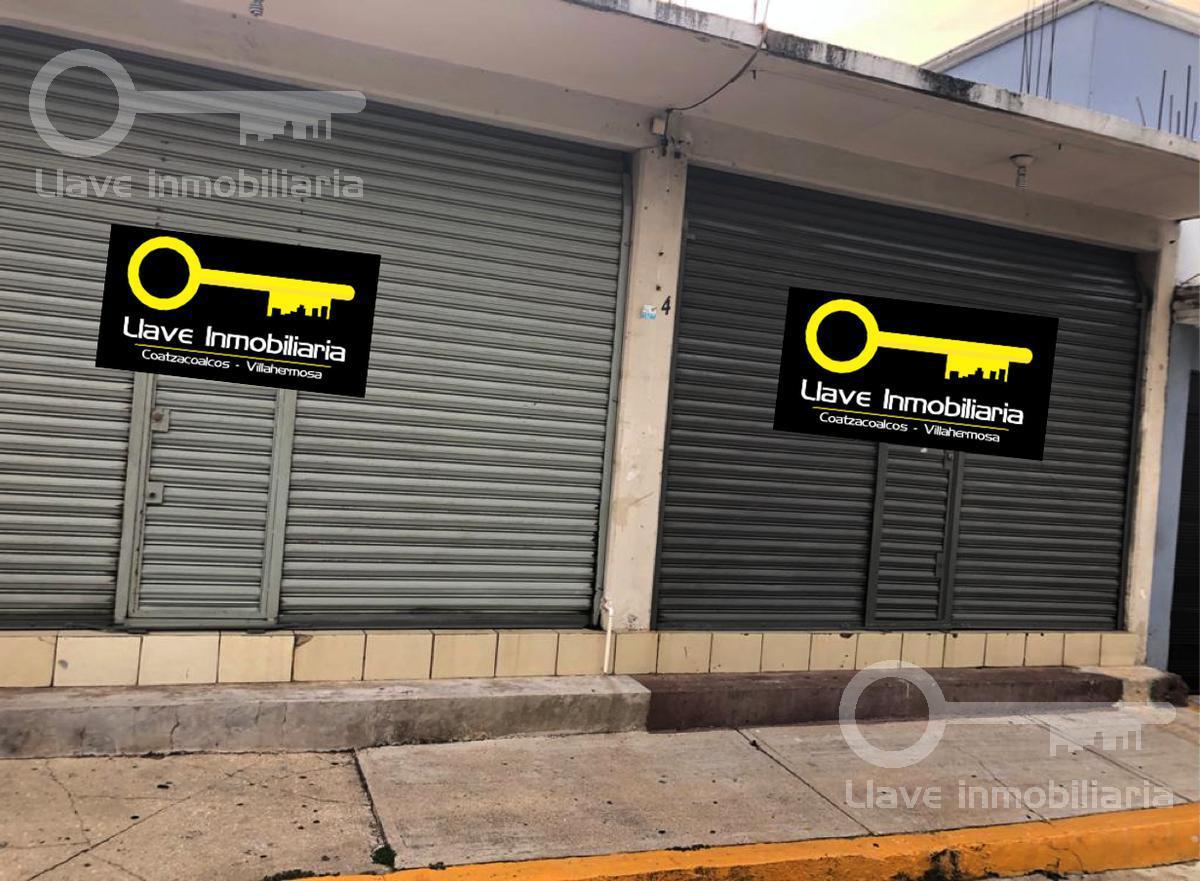 Foto Local en Renta en  Benito Juárez Norte,  Coatzacoalcos  Local en Renta sobre avenida Román Marín, Col. Benito Juarez Norte