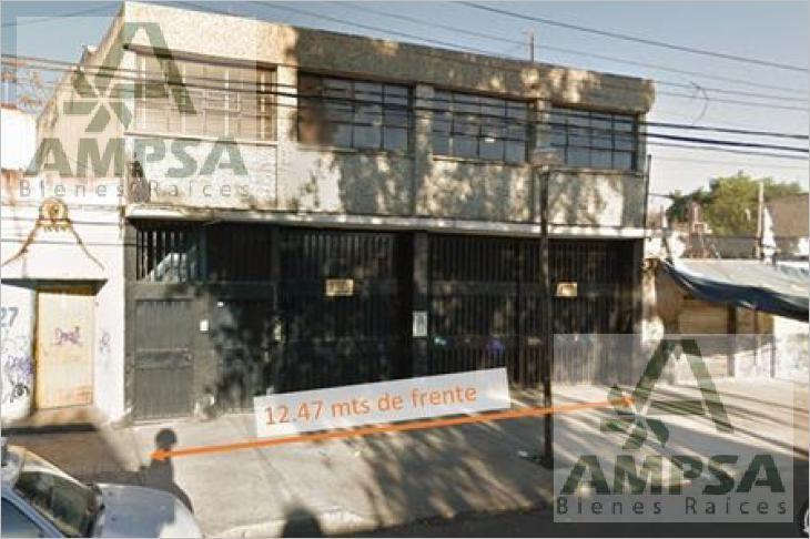 Foto Bodega Industrial en Venta |  en  Doctores,  Cuauhtémoc  Bodega en Venta Colonia Doctores